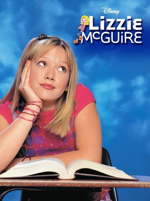 """Lizzie McGuire"" - Video on demand movie cover (thumbnail)"