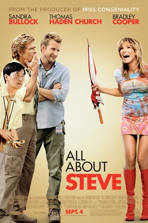 All About Steve - Movie Poster (thumbnail)