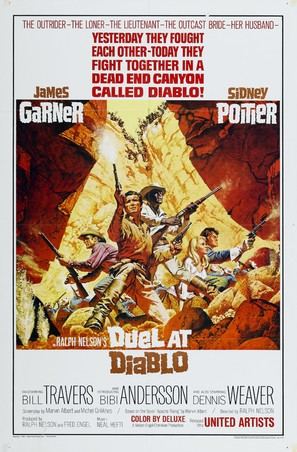 Duel at Diablo - Movie Poster (thumbnail)