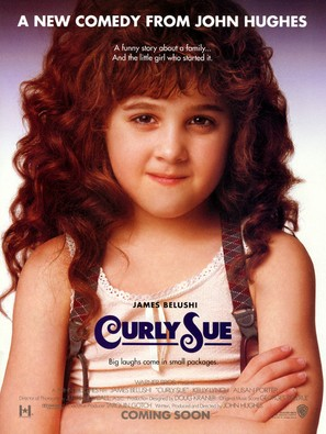 Curly Sue - Movie Poster (thumbnail)
