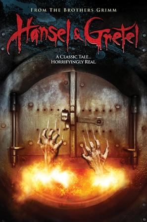 Hansel & Gretel - DVD movie cover (thumbnail)