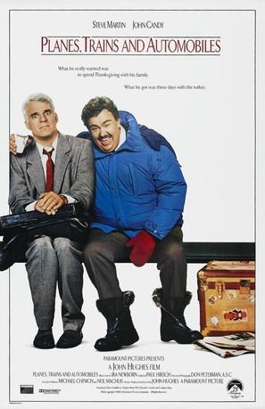 Planes, Trains & Automobiles - Movie Poster (thumbnail)