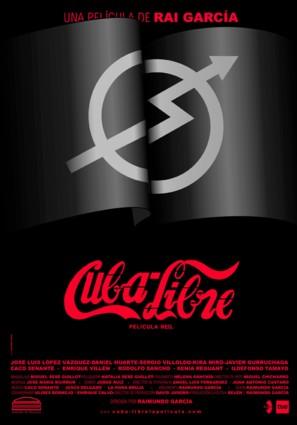 Cuba libre - Spanish Movie Poster (thumbnail)