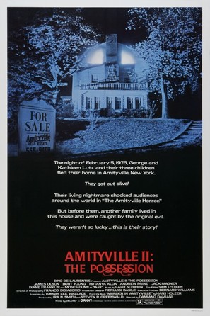 Amityville II: The Possession - Movie Poster (thumbnail)