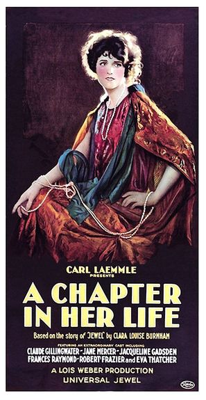 A Chapter in Her Life - Movie Poster (thumbnail)