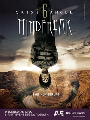 """Criss Angel Mindfreak"" - Movie Poster (thumbnail)"