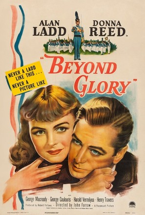 Beyond Glory - Movie Poster (thumbnail)