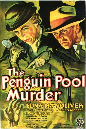 Penguin Pool Murder