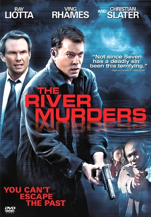 The River Murders - DVD cover (thumbnail)