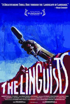 The Linguists - Movie Poster (thumbnail)