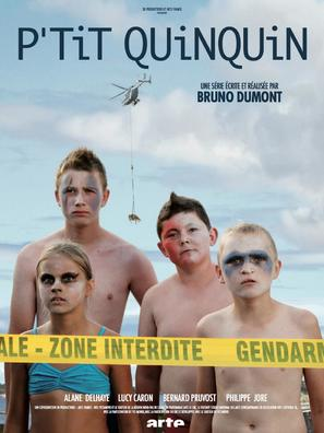 """P'tit Quinquin"" - French Movie Poster (thumbnail)"