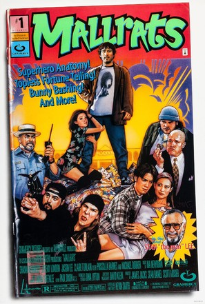 Mallrats - Movie Poster (thumbnail)