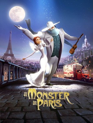 Un monstre à Paris - Movie Poster (thumbnail)