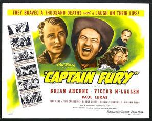 Captain Fury - Movie Poster (thumbnail)