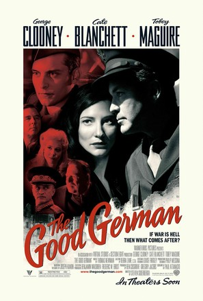 The Good German - Movie Poster (thumbnail)