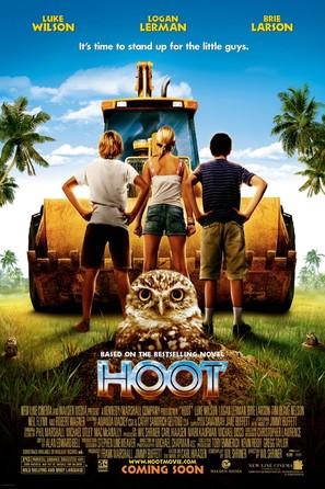 Hoot - Movie Poster (thumbnail)
