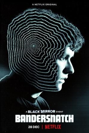 Black Mirror: Bandersnatch - British Movie Poster (thumbnail)