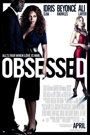 Obsessed - Movie Poster (thumbnail)