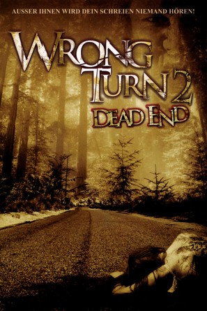 Wrong Turn 2 - Movie Poster (thumbnail)