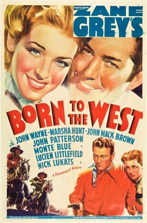 Born to the West - Movie Poster (thumbnail)