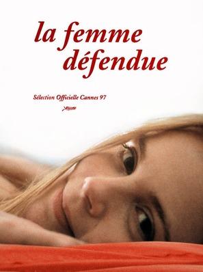 La femme défendue - French Movie Poster (thumbnail)