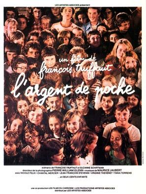 Argent de poche, L' - French Movie Poster (thumbnail)
