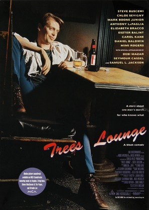Trees Lounge - Movie Poster (thumbnail)