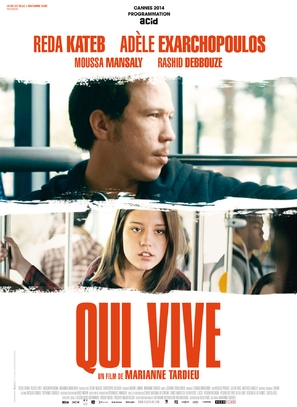 Qui vive - French Movie Poster (thumbnail)