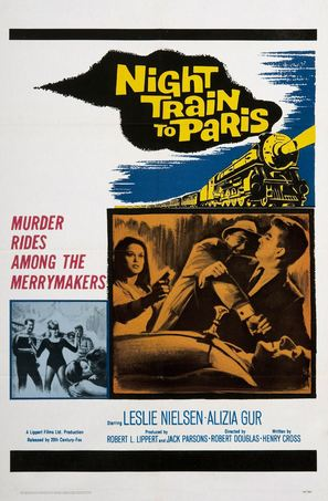 Night Train to Paris - Movie Poster (thumbnail)