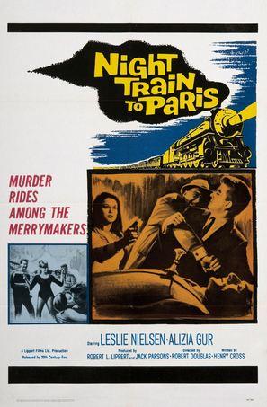 Night Train to Paris - Movie Poster (thumbnail)