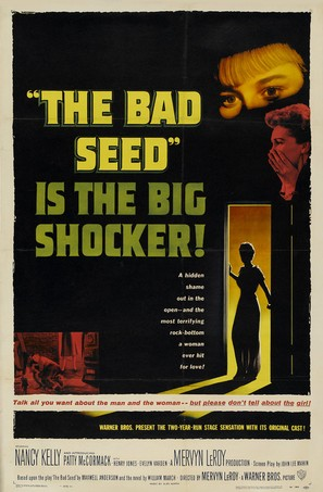 The Bad Seed - Movie Poster (thumbnail)