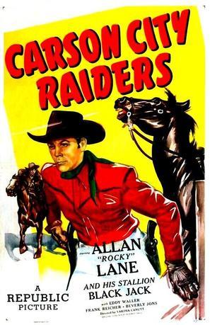 Carson City Raiders - Movie Poster (thumbnail)