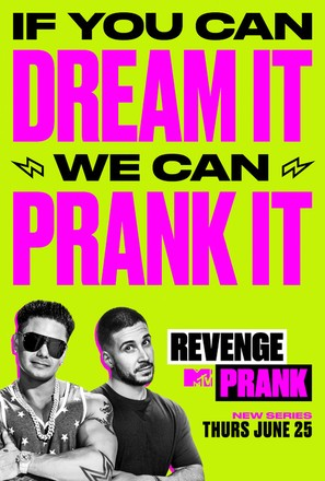 """Revenge Prank with DJ Pauly D & Vinny"""