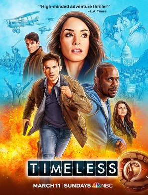 """Timeless"" - Movie Poster (thumbnail)"