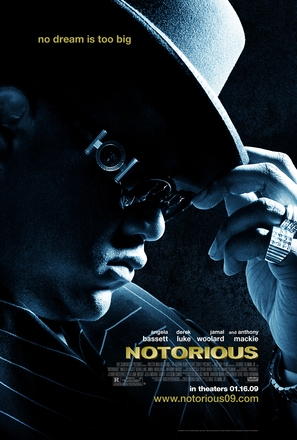 Notorious - Movie Poster (thumbnail)