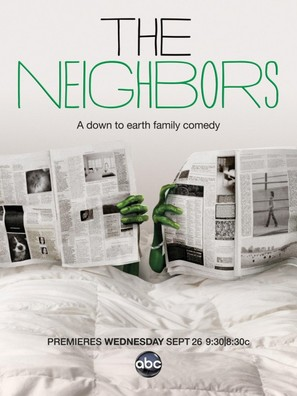 """The Neighbors"" - Movie Poster (thumbnail)"