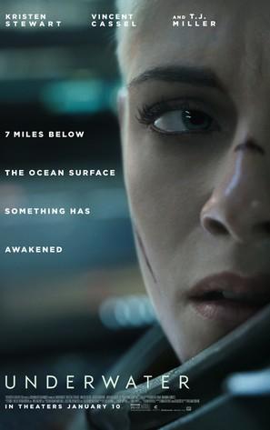 Underwater - Movie Poster (thumbnail)