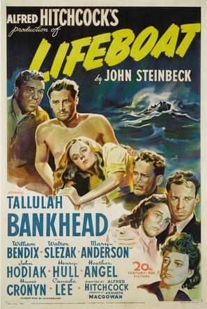 Lifeboat - Movie Poster (thumbnail)