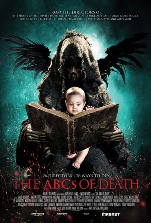 The ABCs of Death - Movie Poster (thumbnail)