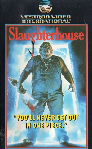 Slaughterhouse - VHS cover (thumbnail)