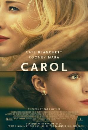 Carol - Movie Poster (thumbnail)