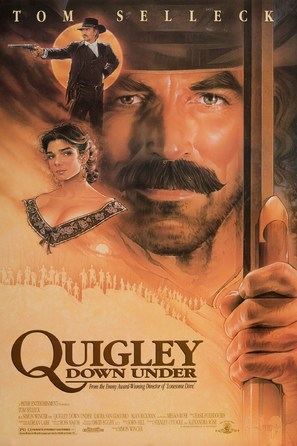 Quigley Down Under - Movie Poster (thumbnail)