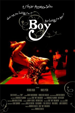 Boy - Philippine Movie Poster (thumbnail)