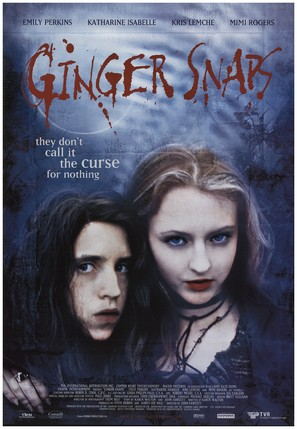 Ginger Snaps - Canadian Movie Poster (thumbnail)