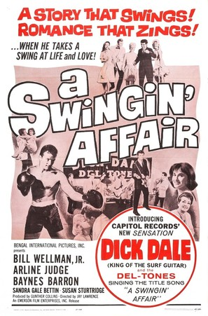 A Swingin' Affair - Movie Poster (thumbnail)