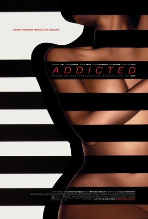 Addicted - Movie Poster (thumbnail)