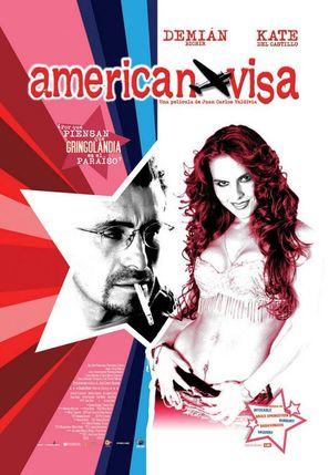 American Visa - Mexican Movie Poster (thumbnail)