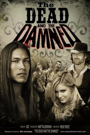 The Dead and the Damned - Movie Poster (thumbnail)