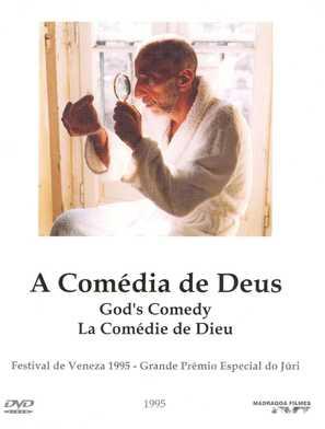 A Comédia de Deus - Portuguese DVD movie cover (thumbnail)
