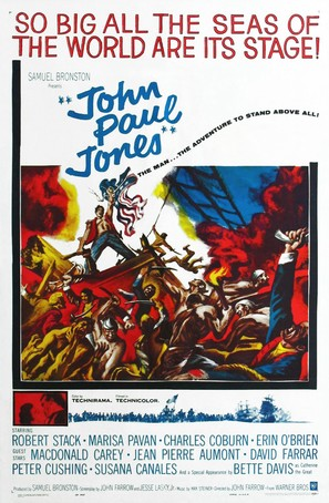 John Paul Jones - Movie Poster (thumbnail)